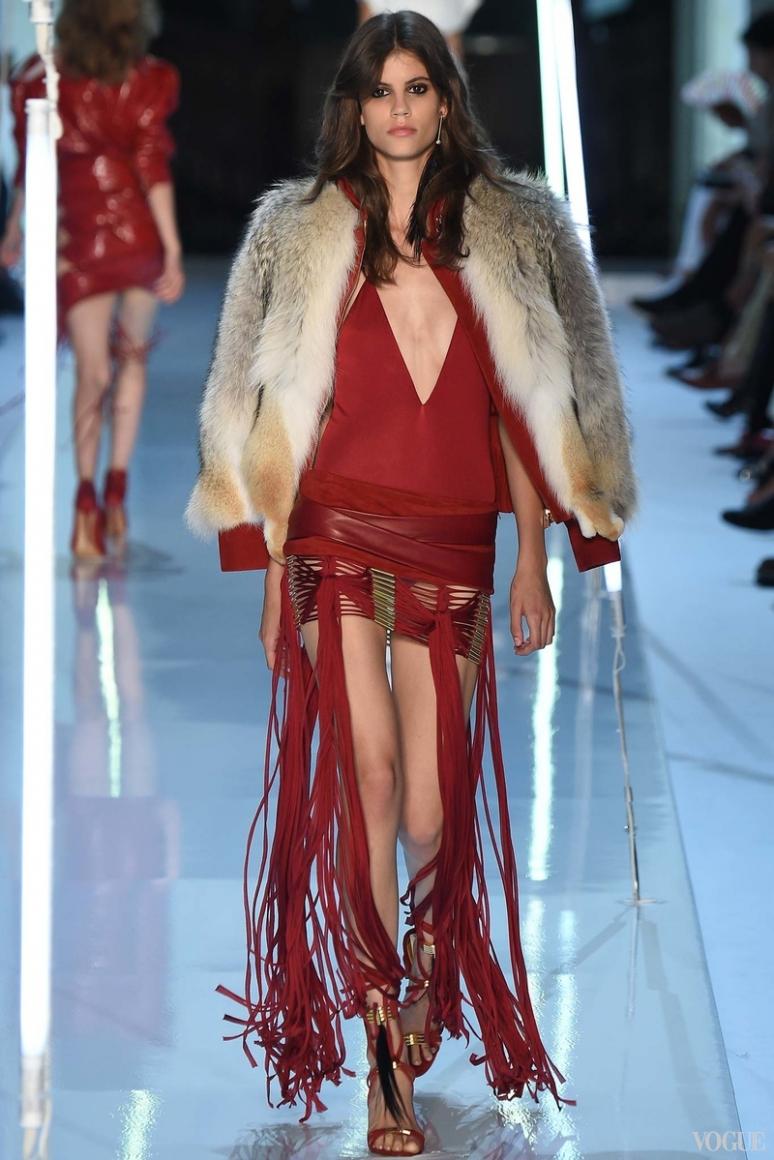 Alexandre Vauthier Couture осень-зима 2015/2016 #20
