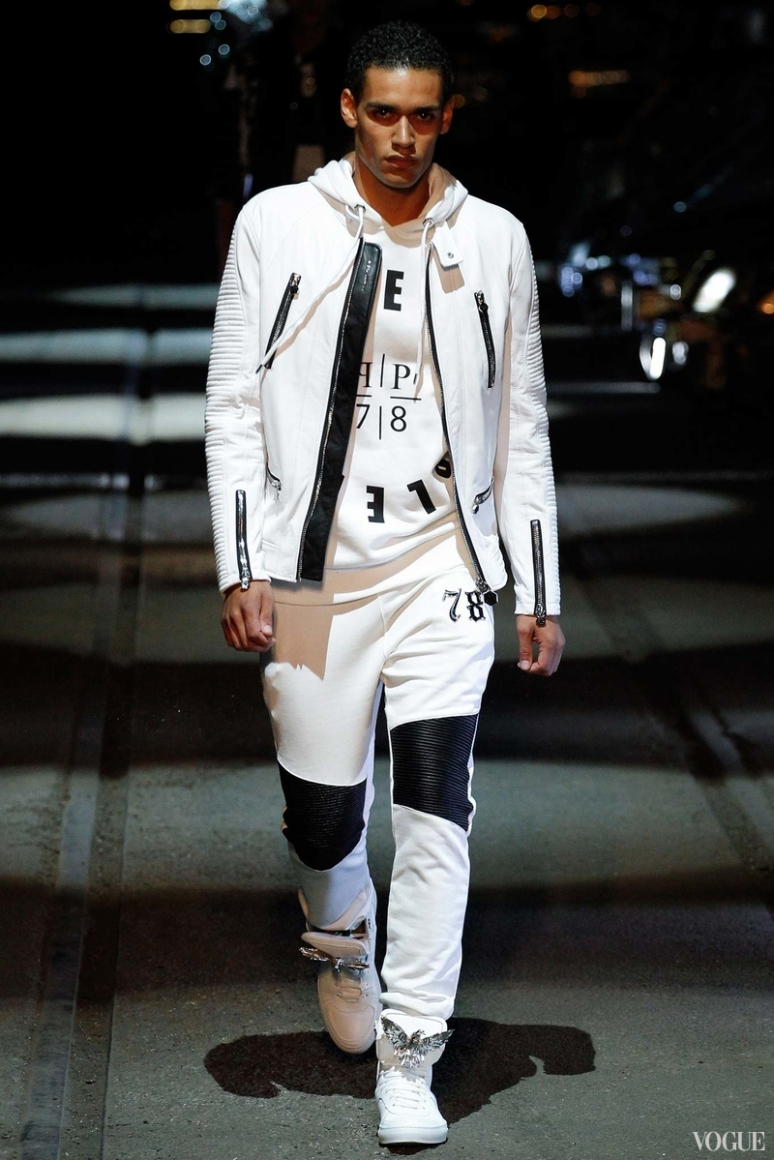 Philipp Plein Menswear весна-лето 2016 #49