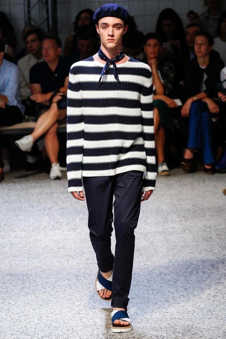 Antonio Marras Menswear весна-лето 2016 #43