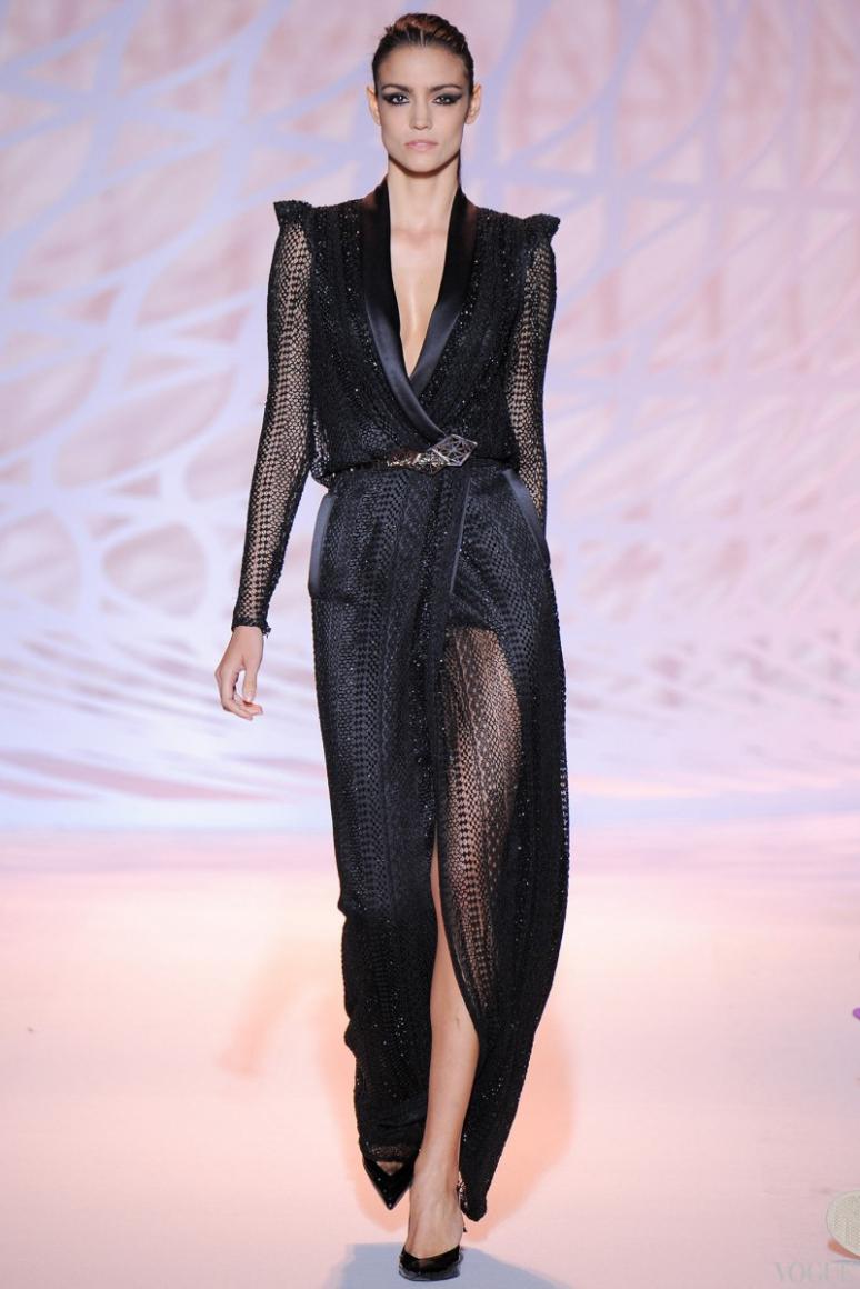Zuhair Murad Couture осень-зима 2014/2015 #44