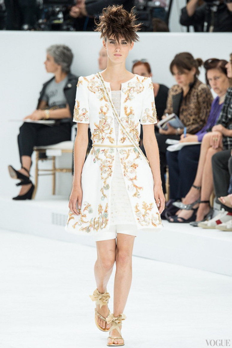Chanel Couture осень-зима 2014/2015 #18