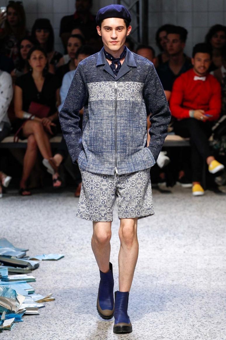 Antonio Marras Menswear весна-лето 2016 #37