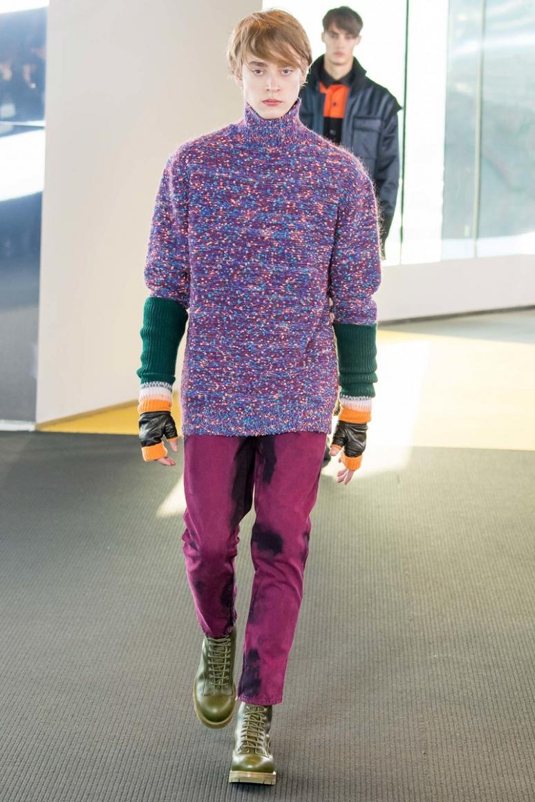 Kenzo Menswear осень-зима 2015/2016 #10