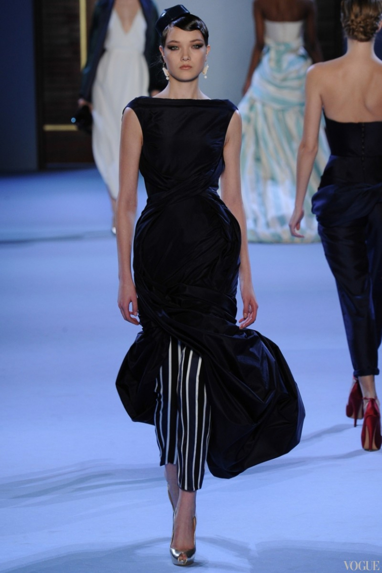 Ulyana Sergeenko Couture весна-лето 2014 #28