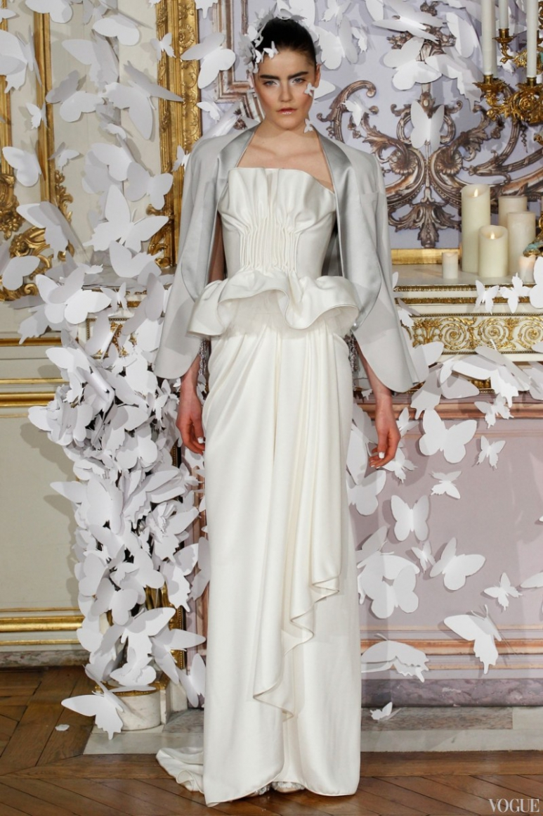Alexis Mabille Couture весна-лето 2014 #2