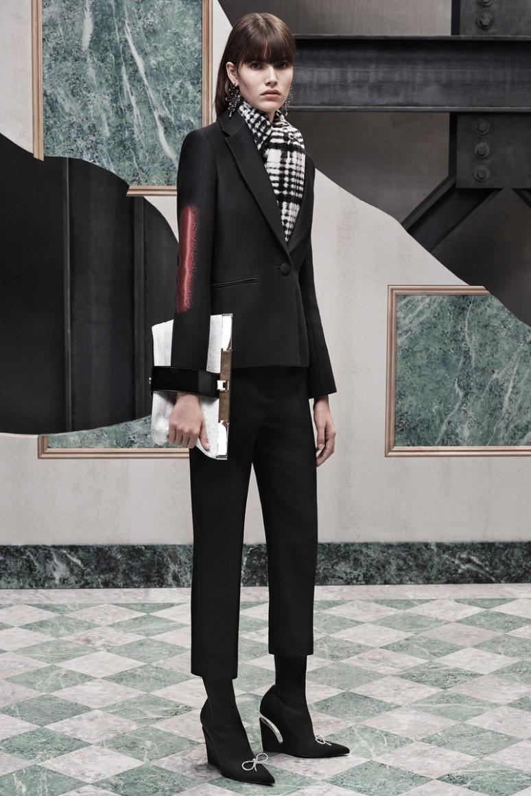 Balenciaga Pre-Fall 2015 #27