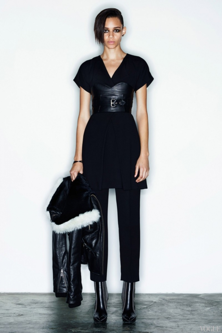 McQ Alexander McQueen Couture весна-лето 2013 #11