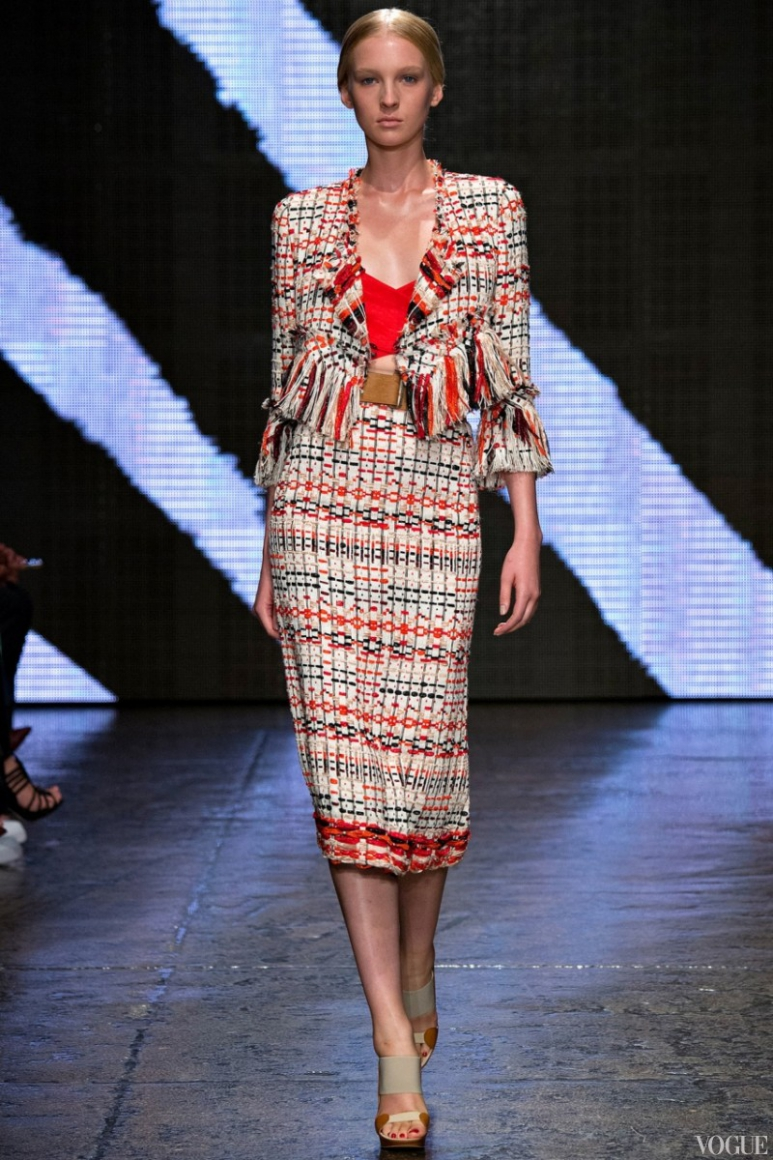 Donna Karan весна-лето 2015 #37