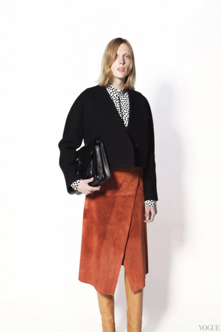 Proenza Schouler Couture весна-лето 2013 #4