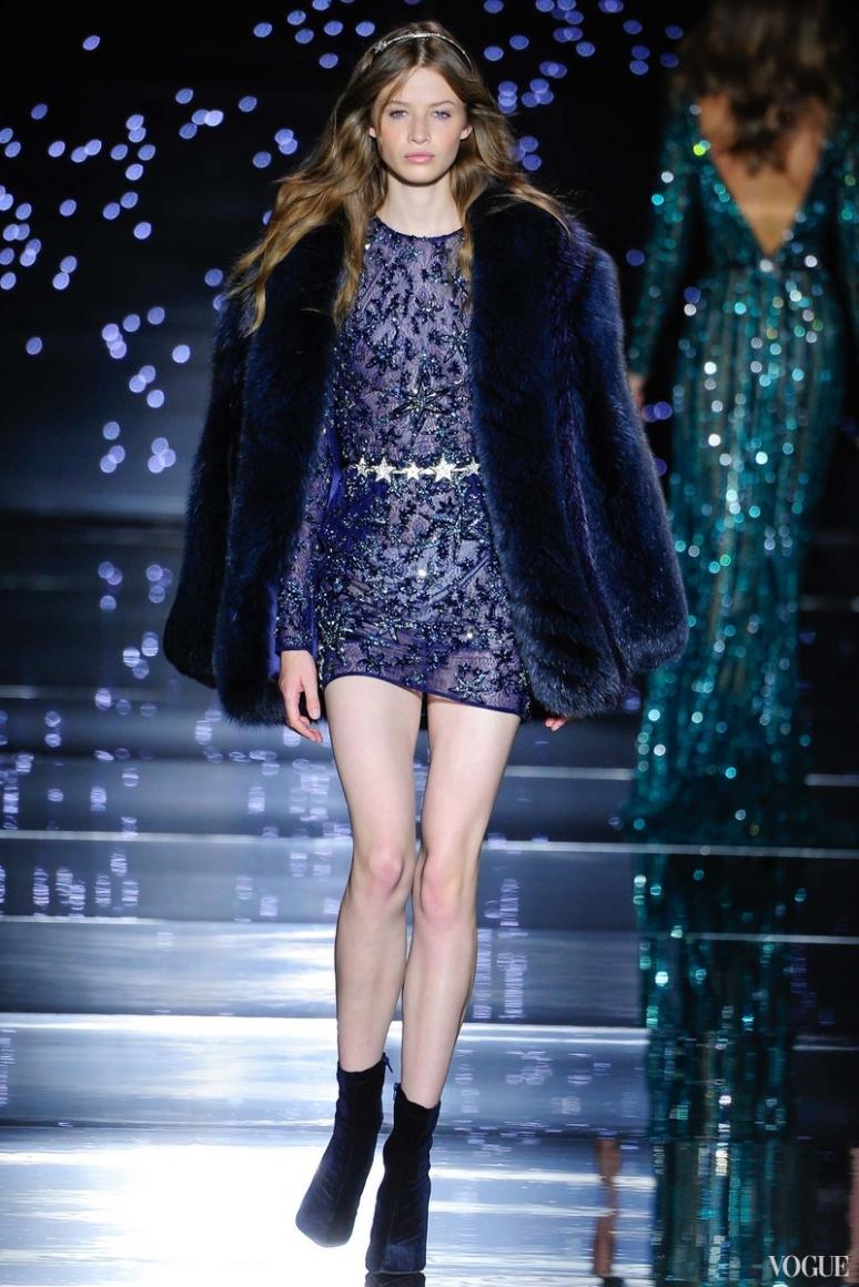 Zuhair Murad Couture осень-зима 2015/2016 #36