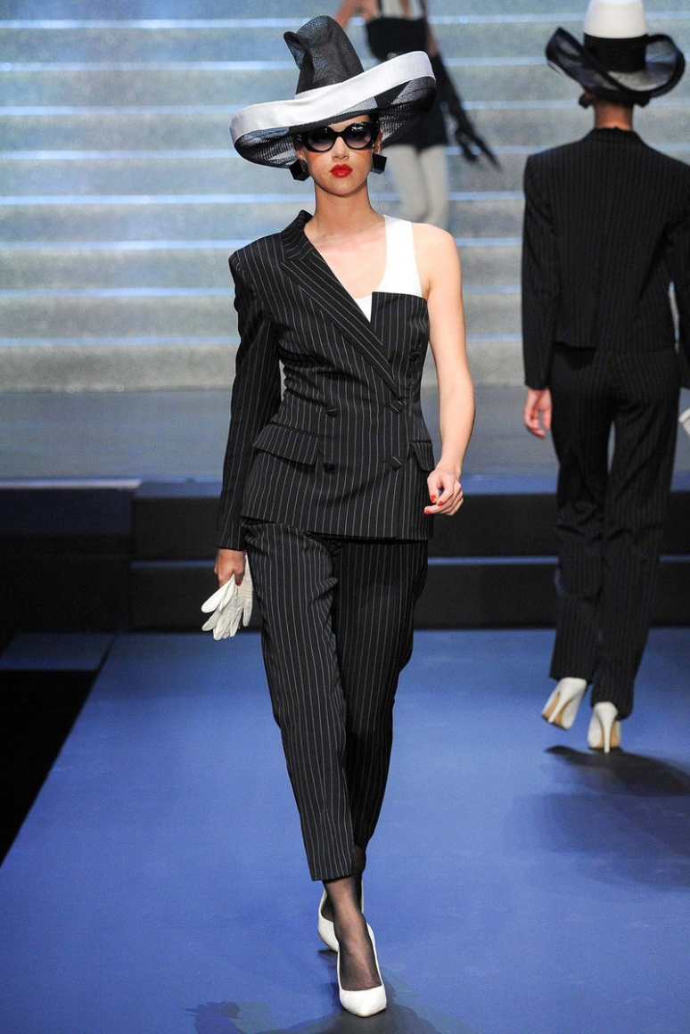 Jean Paul Gaultier весна-лето 2015 #72