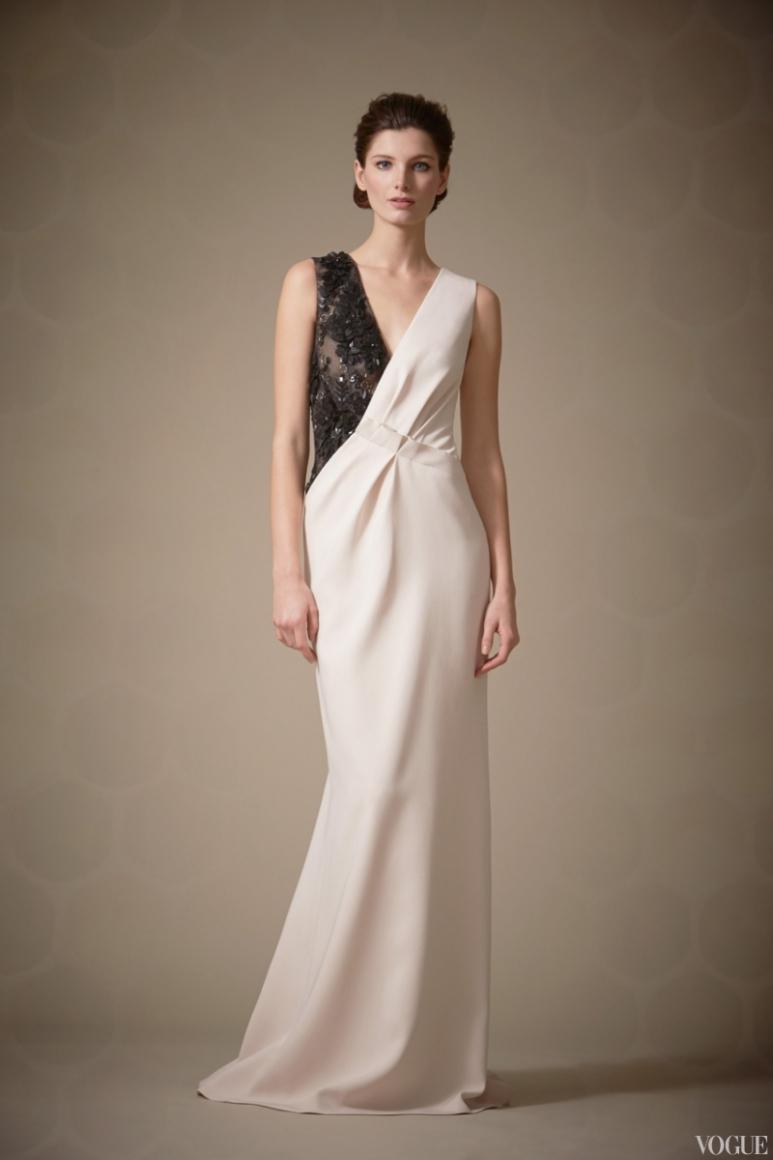 Carolina Herrera Couture весна-лето 2013 #6
