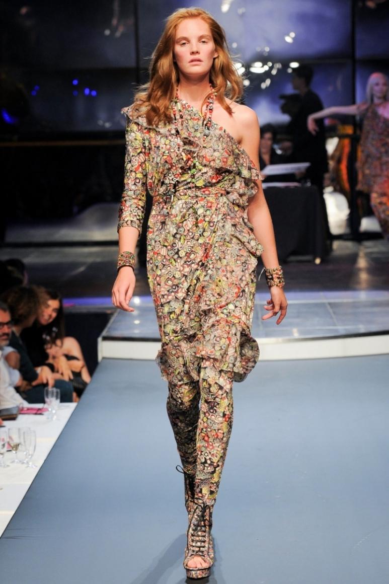 Jean Paul Gaultier весна-лето 2014 #11