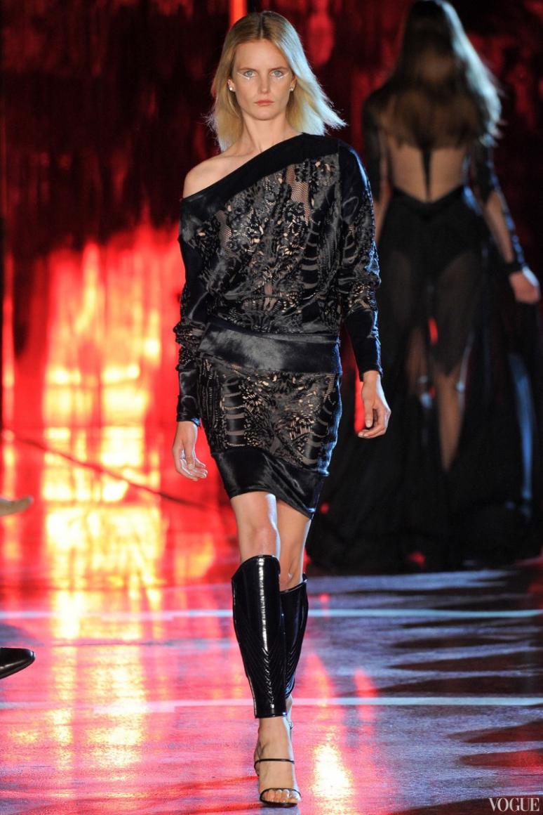 Alexandre Vauthier Couture осень-зима 2014/2015 #5