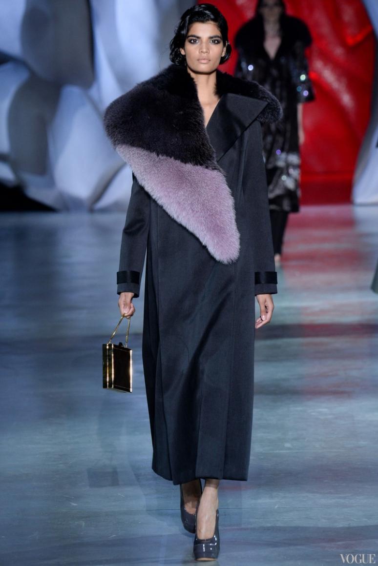 Ulyana Sergeenko Couture осень-зима 2014/2015 #21