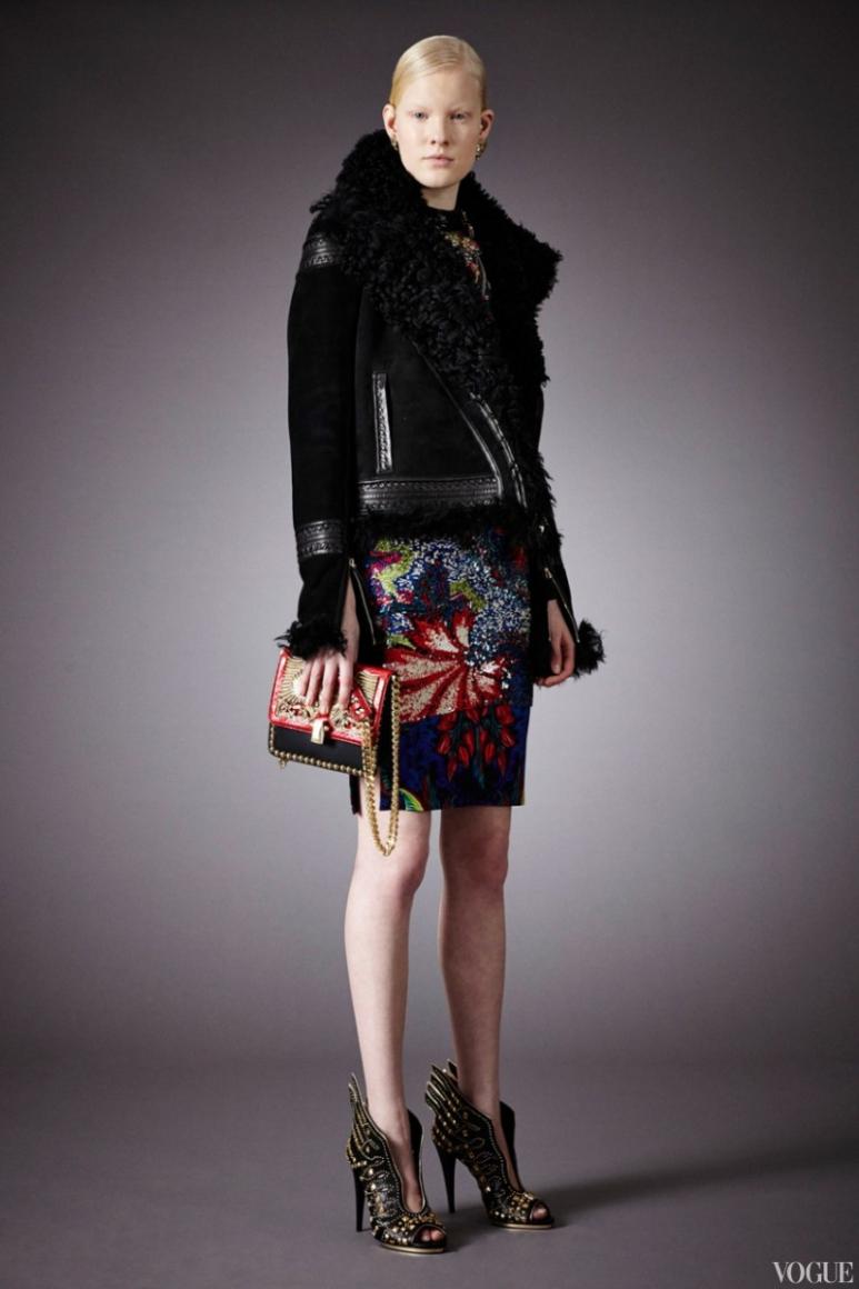 Roberto Cavalli Couture весна-лето 2013 #9