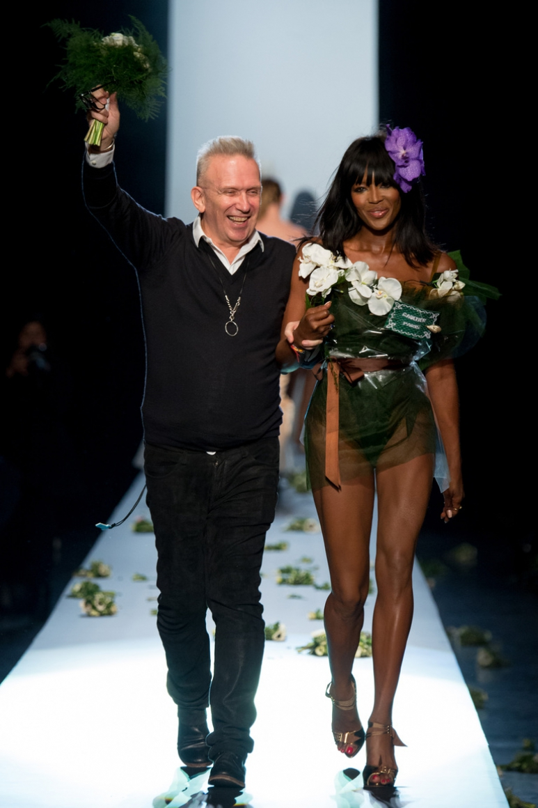 Jean Paul Gaultier Couture весна-лето 2015 #1
