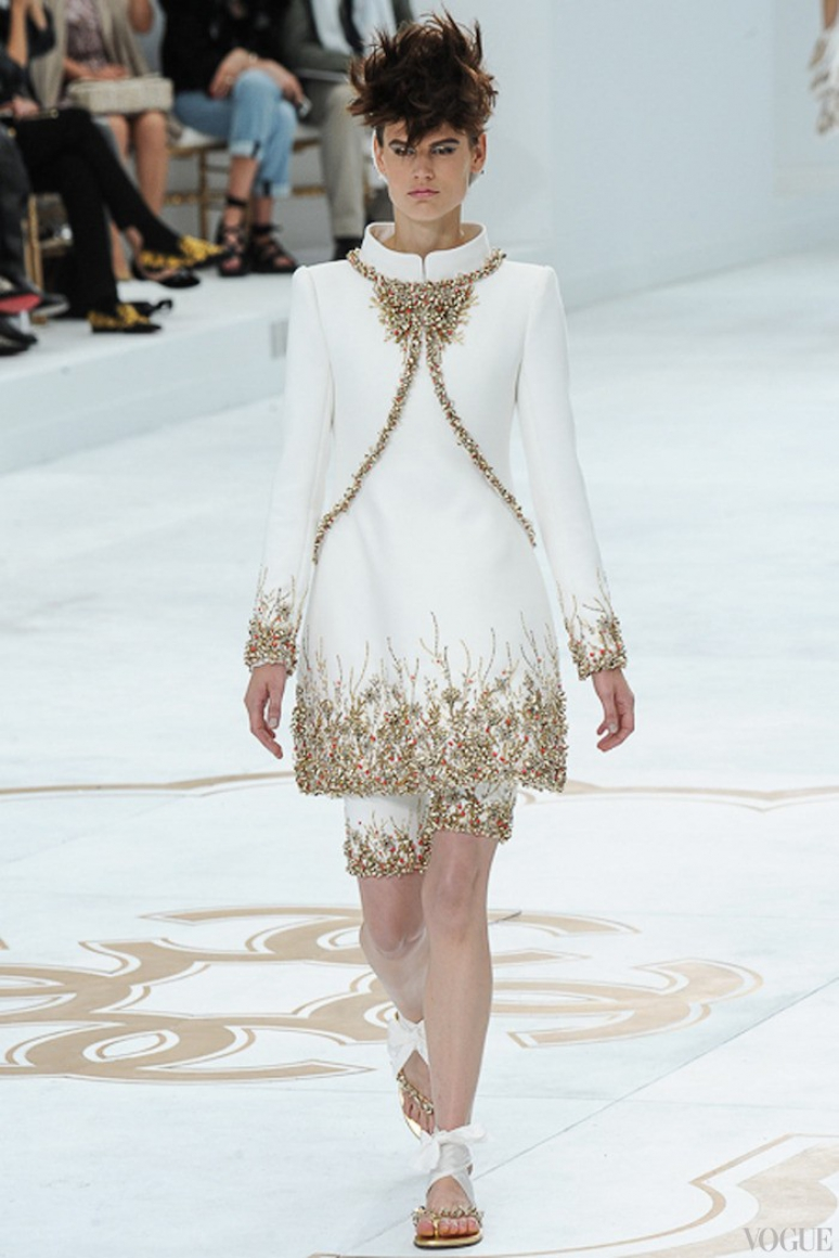 Chanel Couture осень-зима 2014/2015 #16