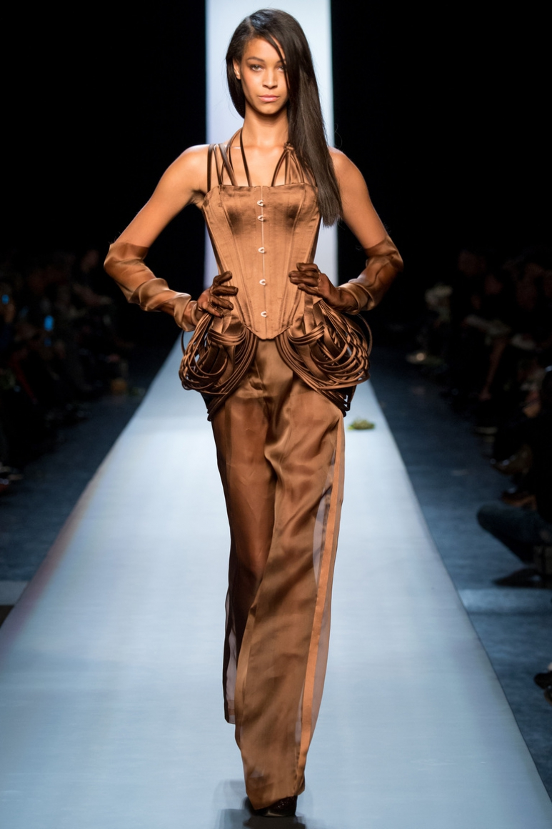 Jean Paul Gaultier Couture весна-лето 2015 #8