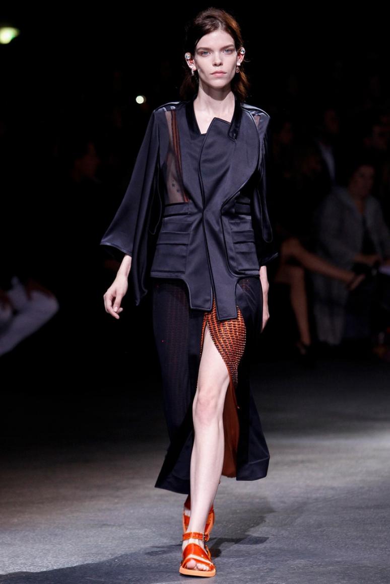 Givenchy весна-лето 2014 #45