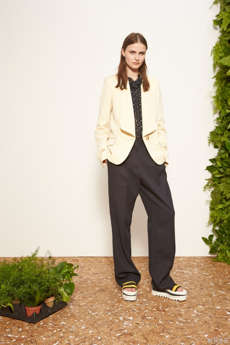 Stella McCartney Resort 2015 #12