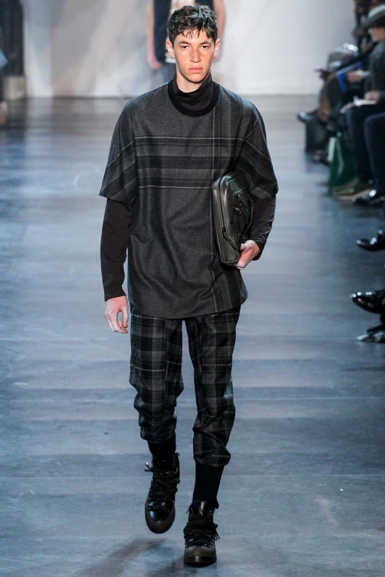 3.1 Phillip Lim Menswear осень-зима 2015/2016 #14