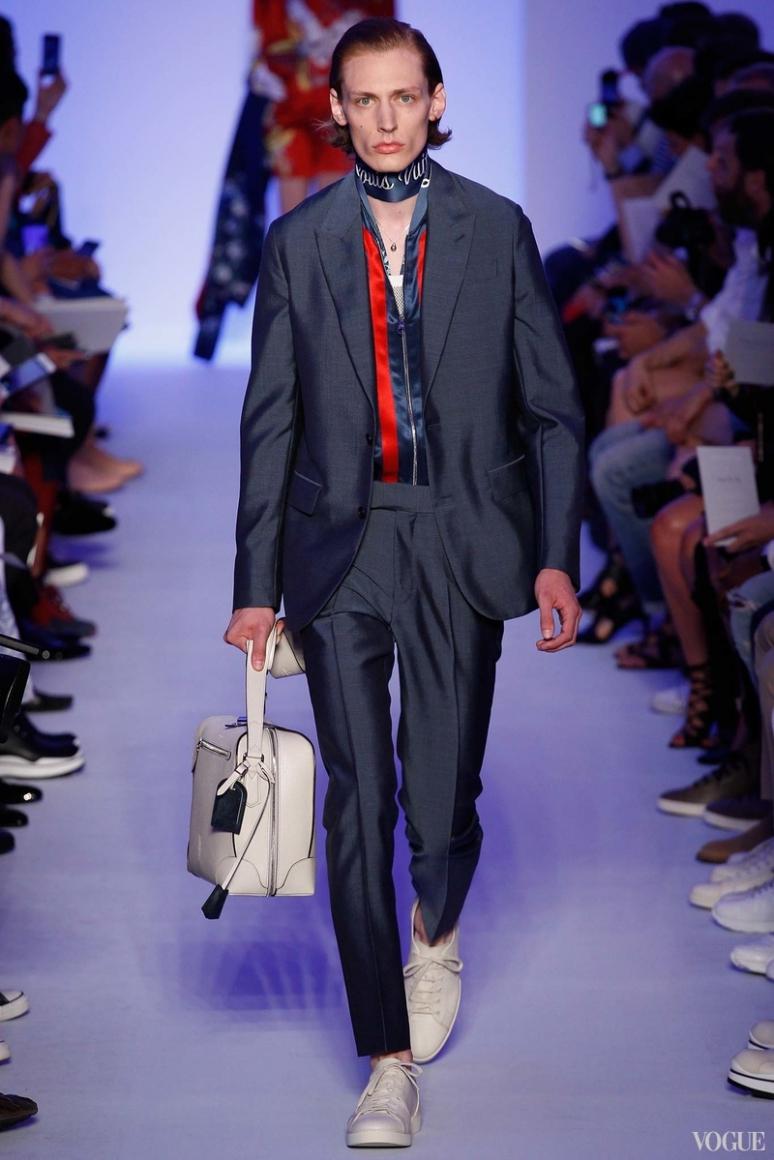 Louis Vuitton Menswear весна-лето 2016 #36