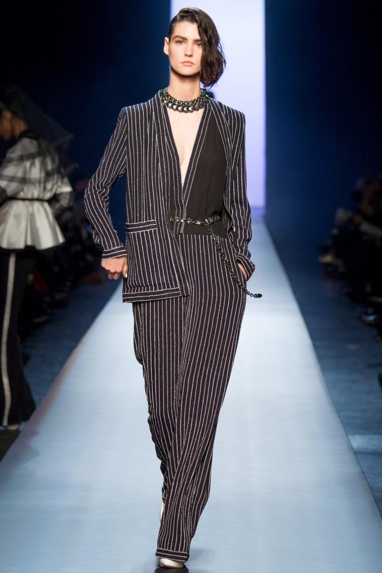 Jean Paul Gaultier Couture весна-лето 2015 #52