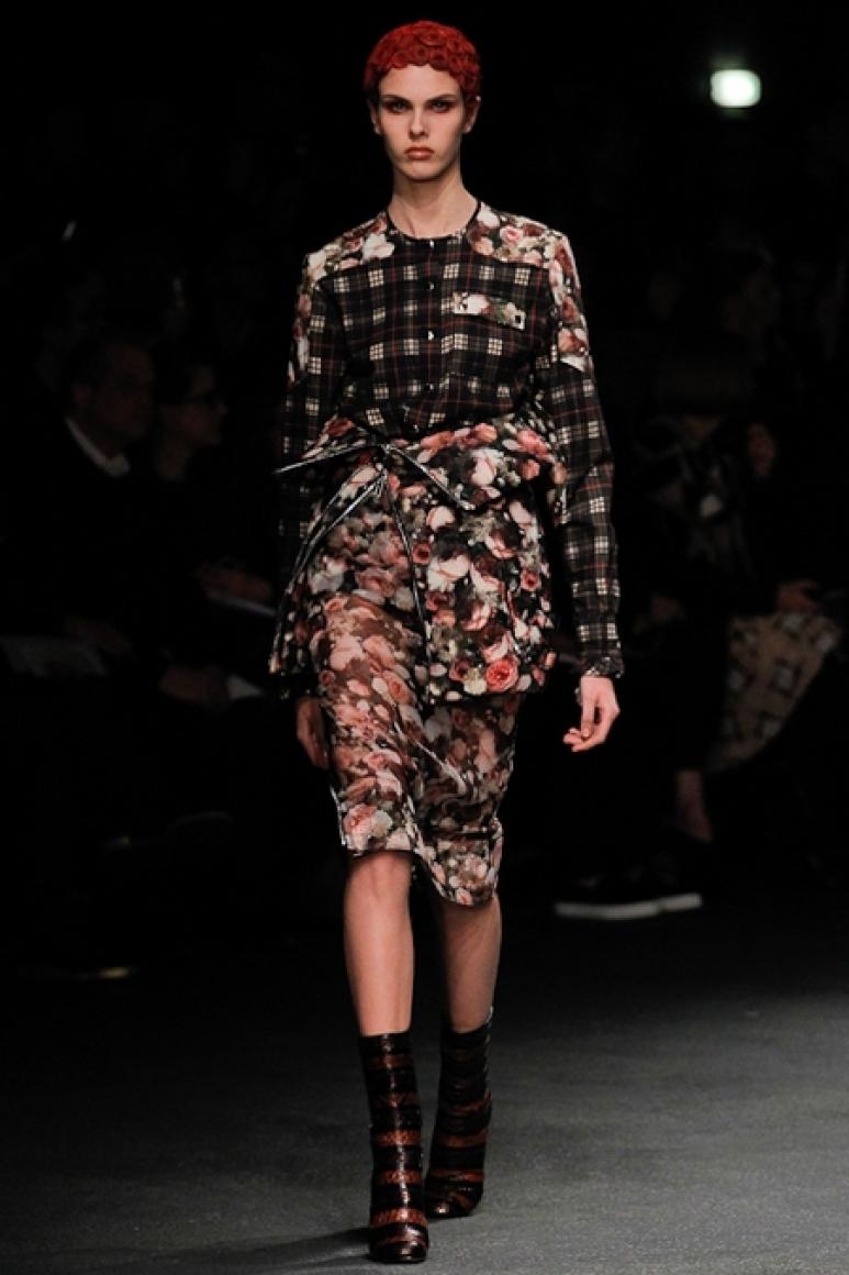 Givenchy осень-зима 2013/2014 #40
