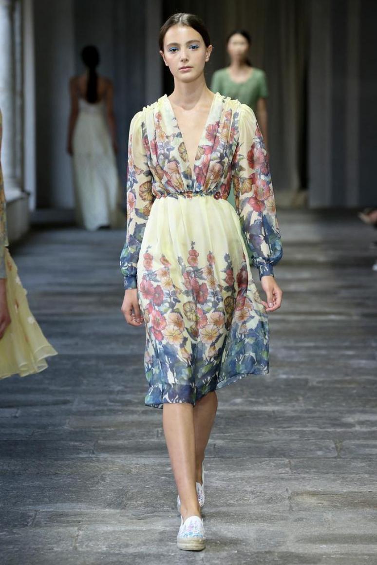 Luisa Beccaria весна-лето 2015 #42