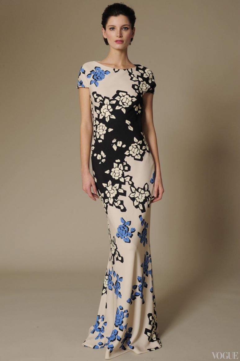 Carolina Herrera Couture весна-лето 2013 #14
