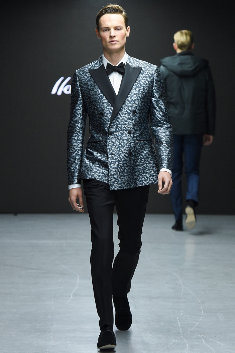 Hardy Amies Menswear осень-зима 2015/2016 #2