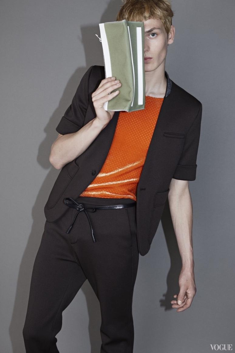 Acne Menswear весна-лето 2016 #18