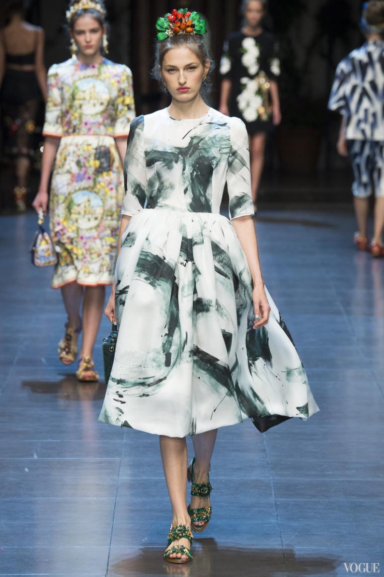 Dolce & Gabbana весна-лето 2016 #13