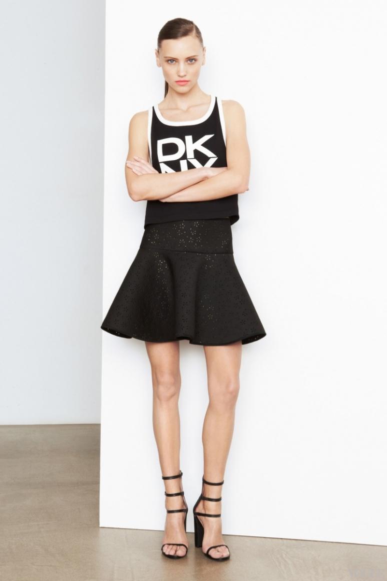 DKNY Couture весна-лето 2013 #19