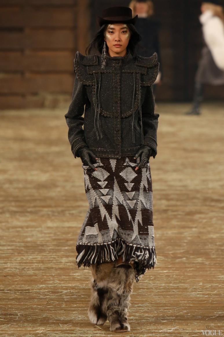 Chanel Couture весна-лето 2013 #50