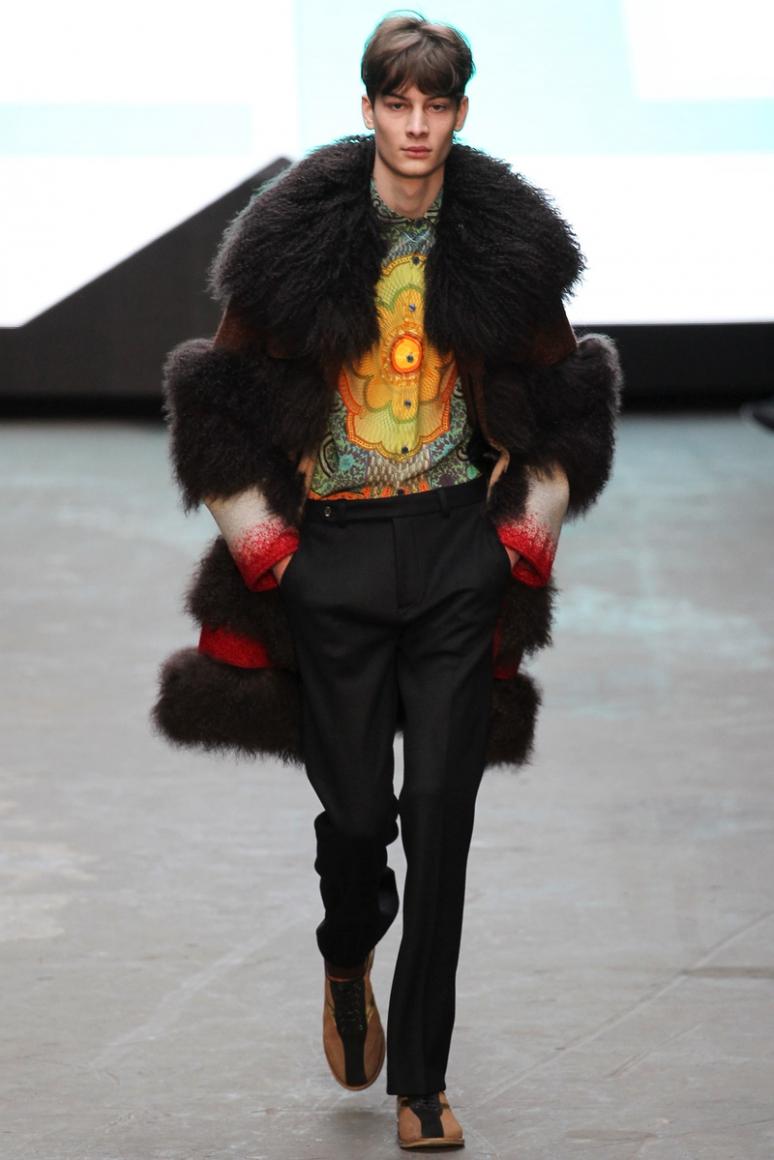 Topman Design Menswear осень-зима 2015/2016 #16