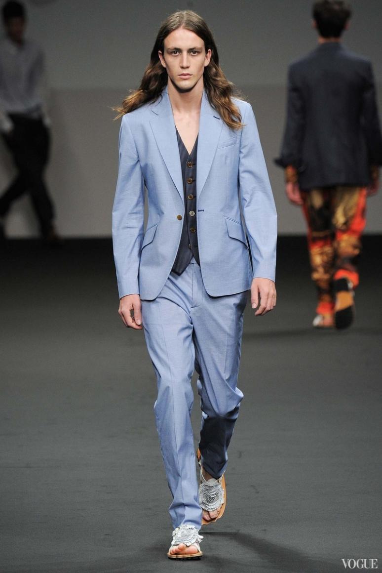 Vivienne Westwood Menswear весна-лето 2016 #25