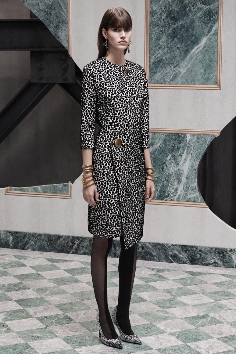 Balenciaga Pre-Fall 2015 #8