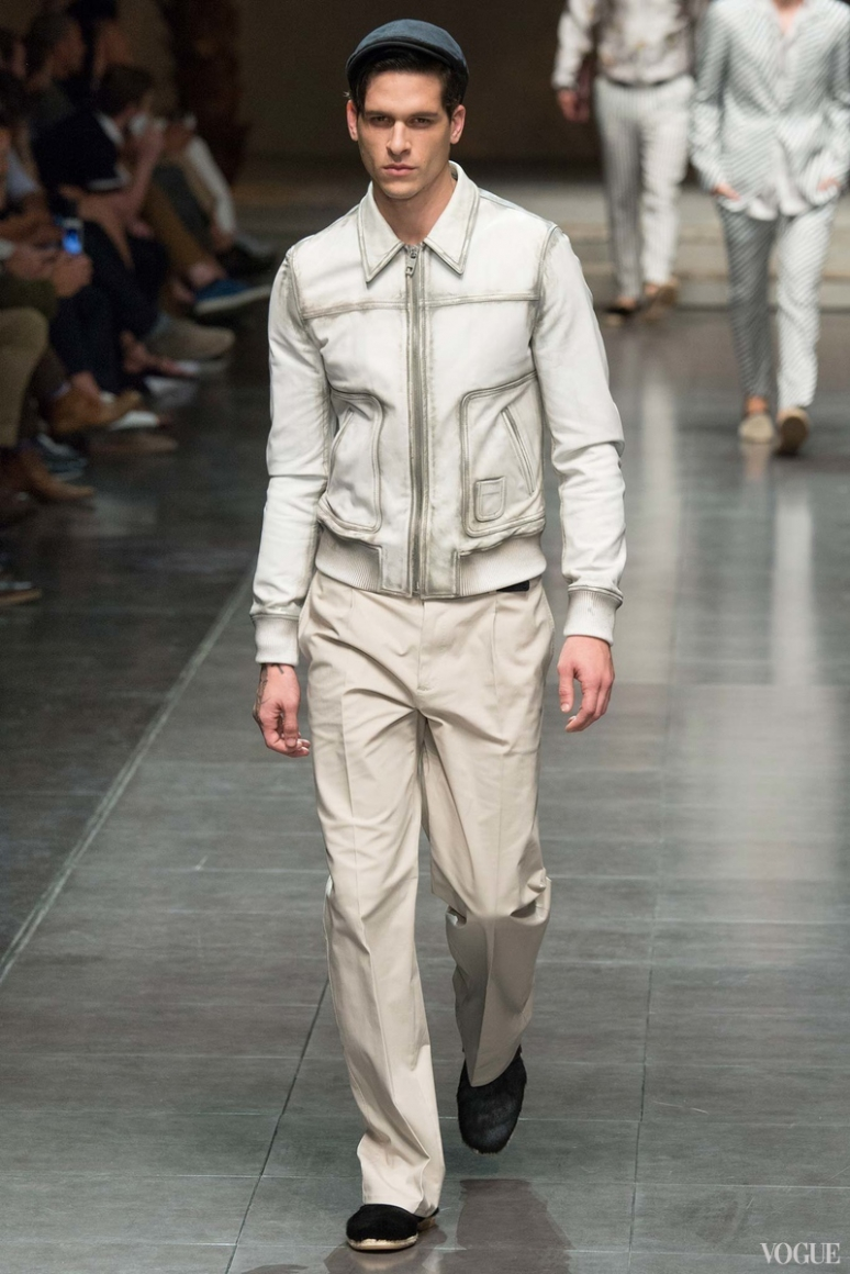 Dolce & Gabbana Menswear весна-лето 2016 #41
