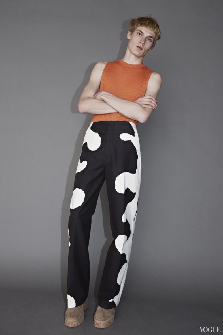 Acne Menswear весна-лето 2016 #2
