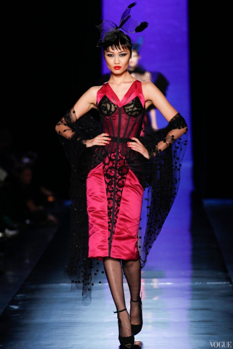 Jean Paul Gaultier Couture весна-лето 2014 #23