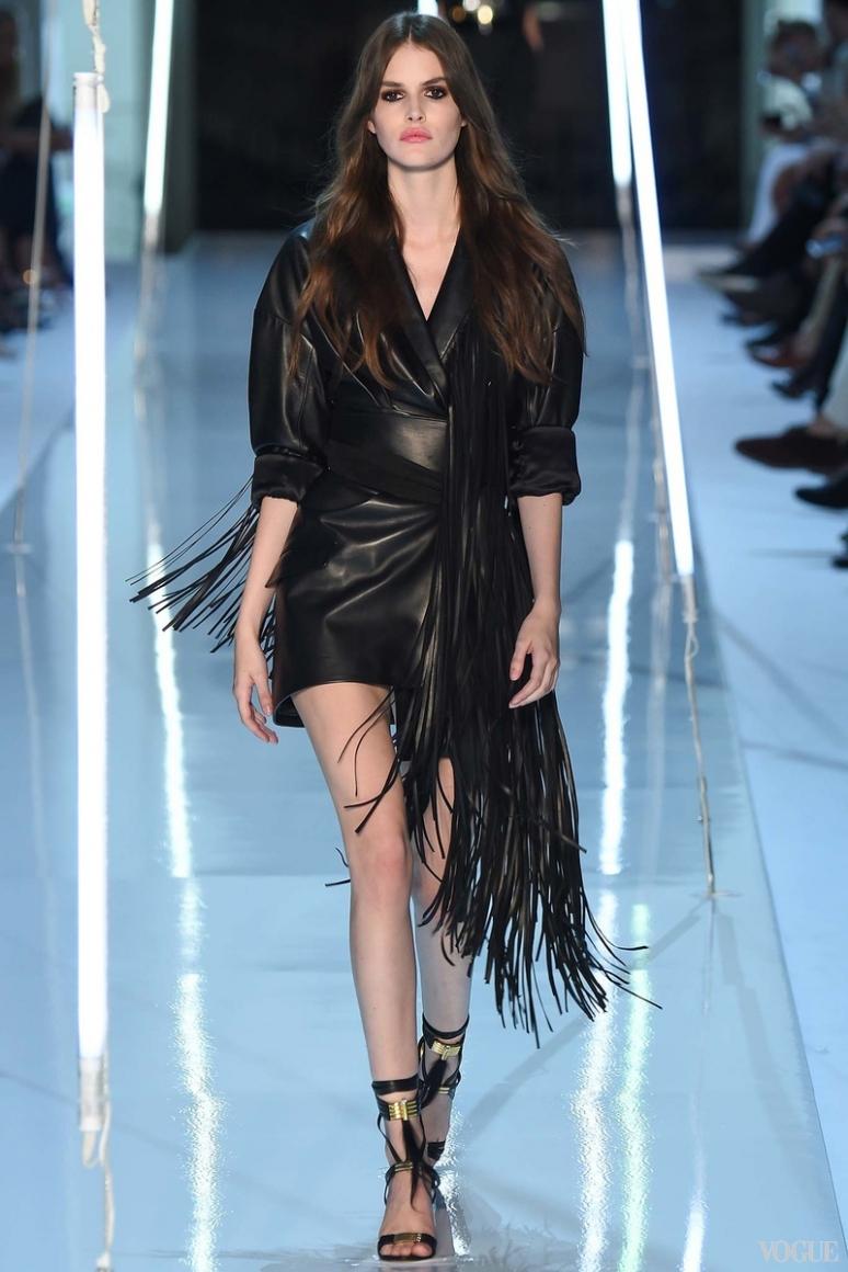 Alexandre Vauthier Couture осень-зима 2015/2016 #29