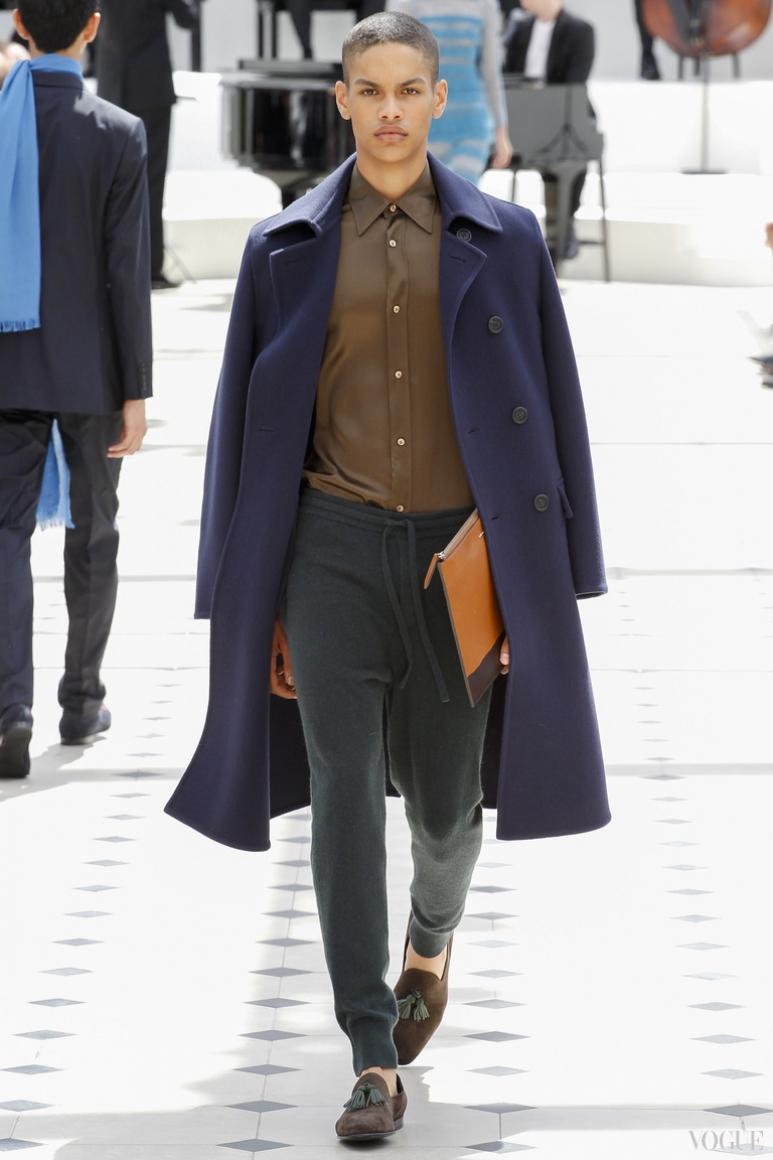 Burberry Prorsum Menswear весна-лето 2016 #33