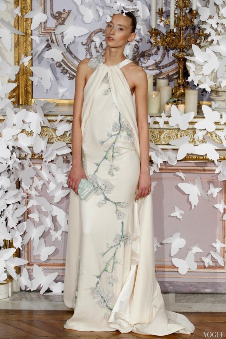 Alexis Mabille Couture весна-лето 2014 #13