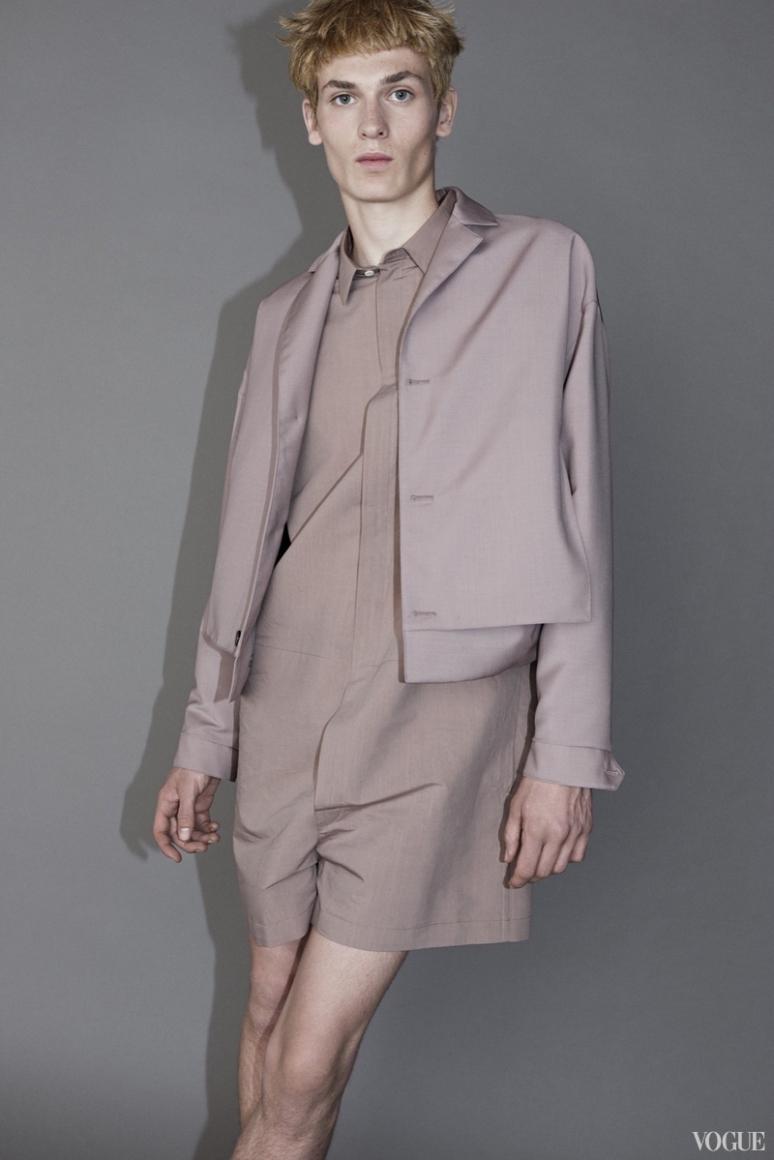 Acne Menswear весна-лето 2016 #9