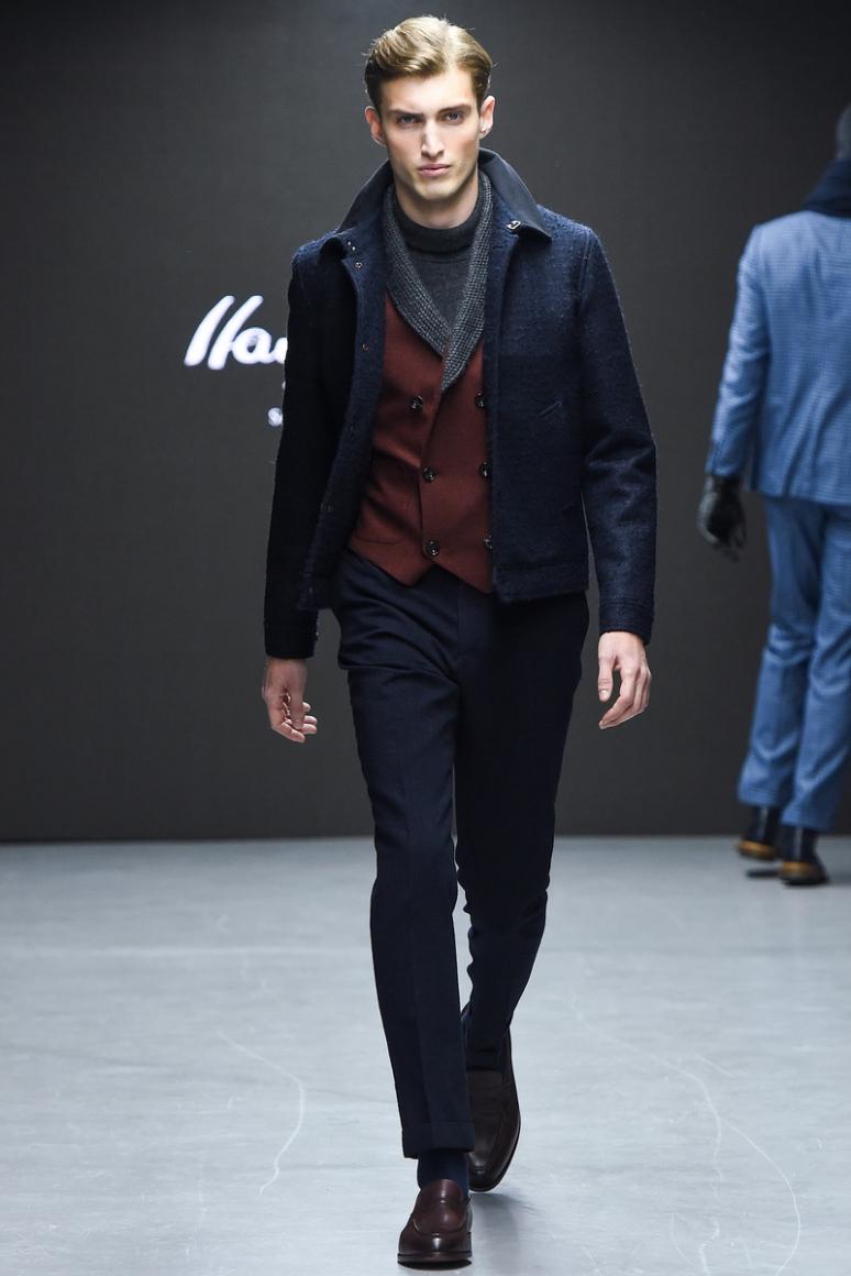 Hardy Amies Menswear осень-зима 2015/2016 #11