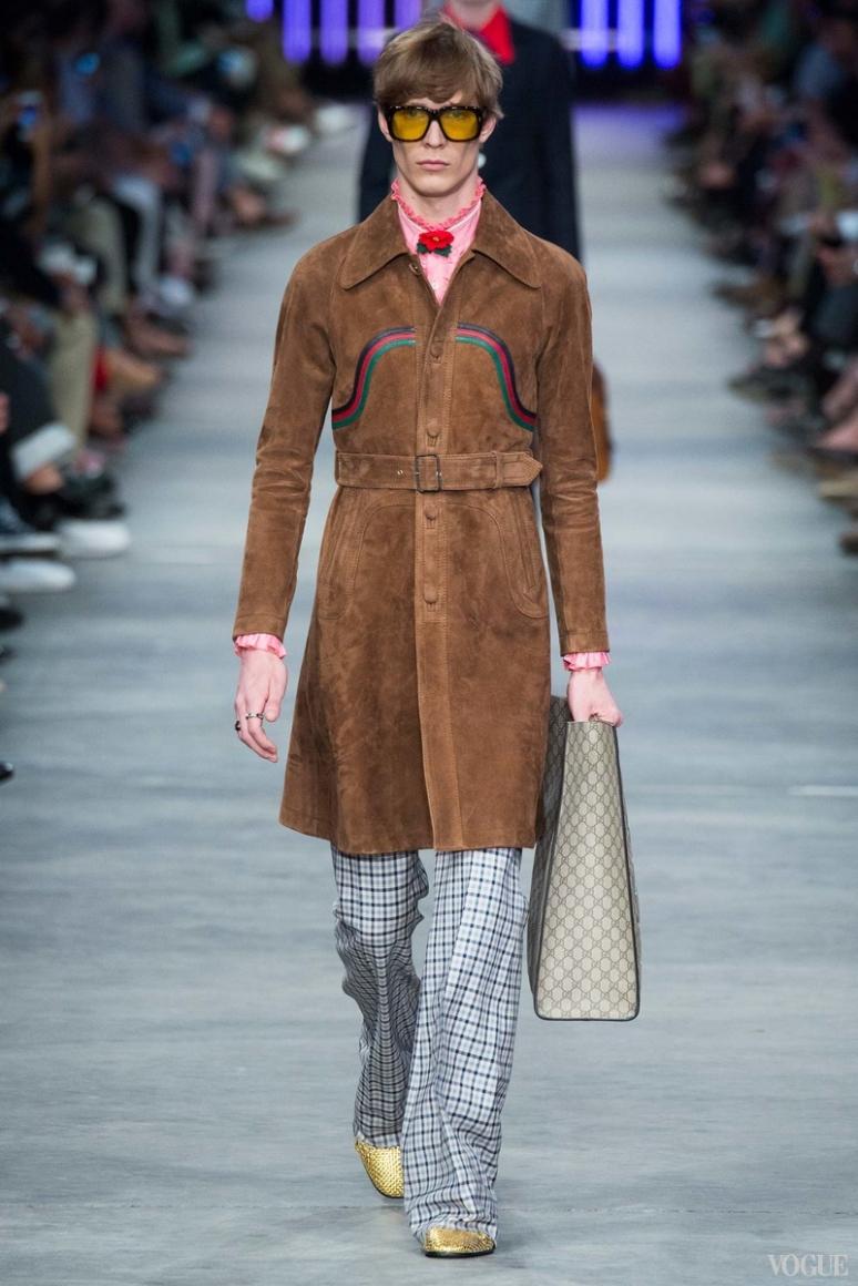 Gucci Menswear весна-лето 2016 #16