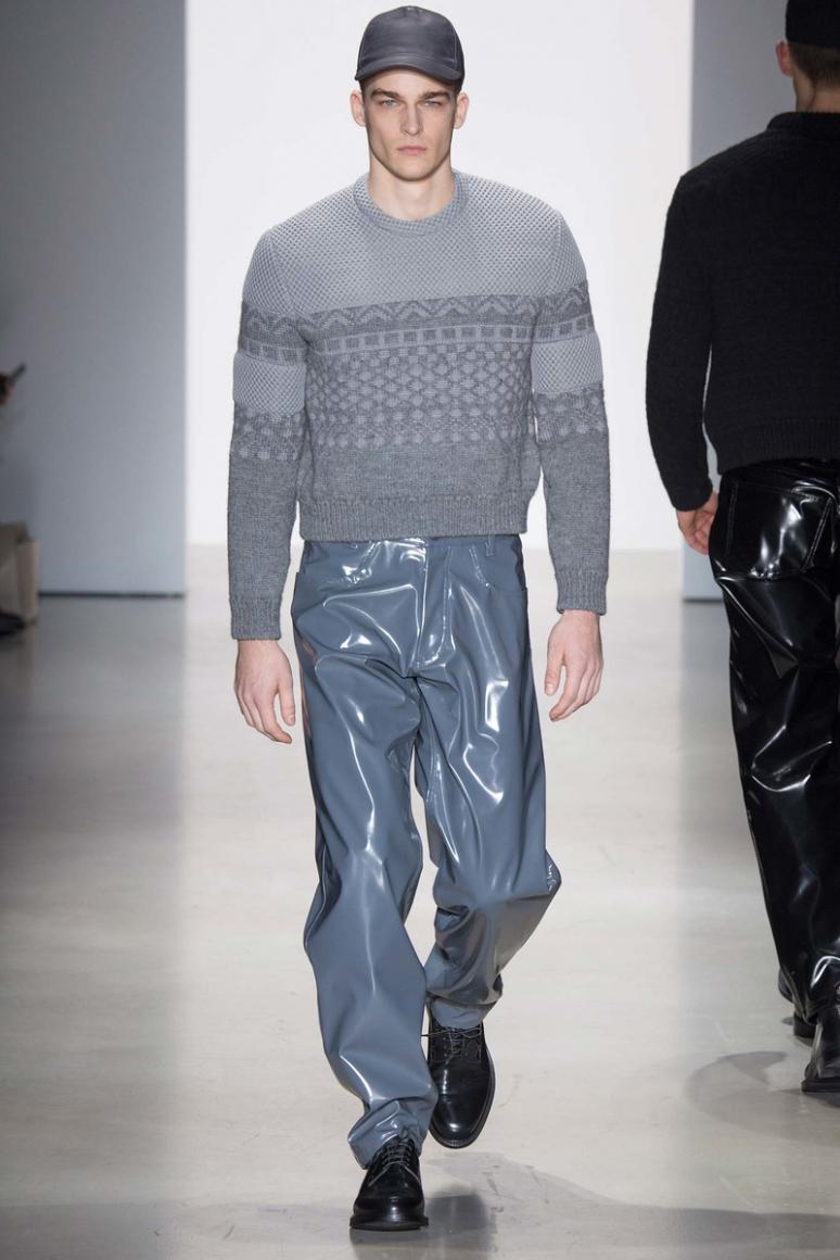 Calvin Klein Menswear осень-зима 2015/2016 #18