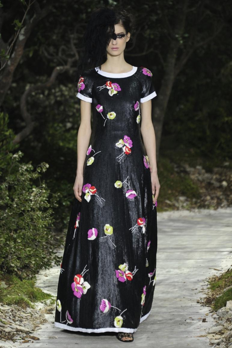 Chanel Couture весна-лето 2013 #42